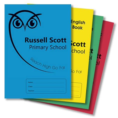 Junior School Homework Diary - Educational Planning Books