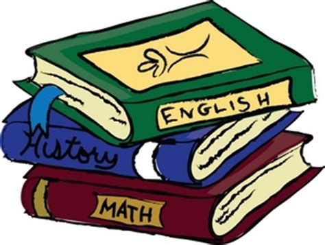 Primary school homework books